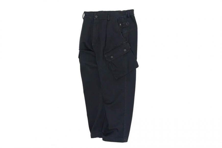 CentralPark.4PM 21 SS Military Cargo Pants (5)