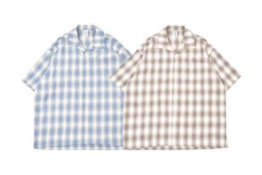 CentralPark.4PM 21 SS Plaid Short Shirt (0)