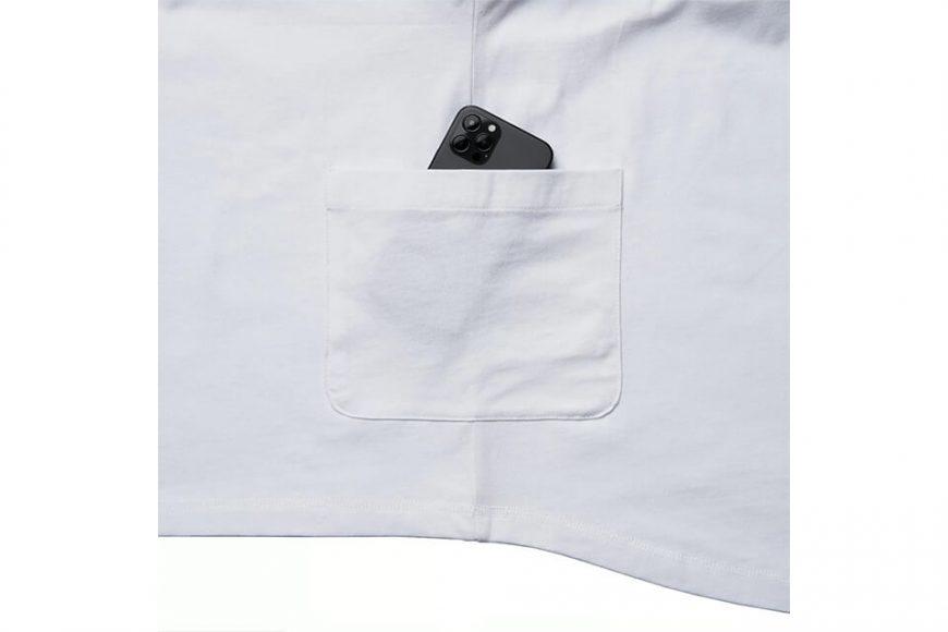 MELSIGN 21 SS Side Pocket Wide Tee (11)