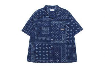 OVKLAB Washed Paisley Shirt (3)