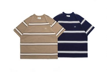 PERSEVERE 21 SS Striped T-Shirt (7)
