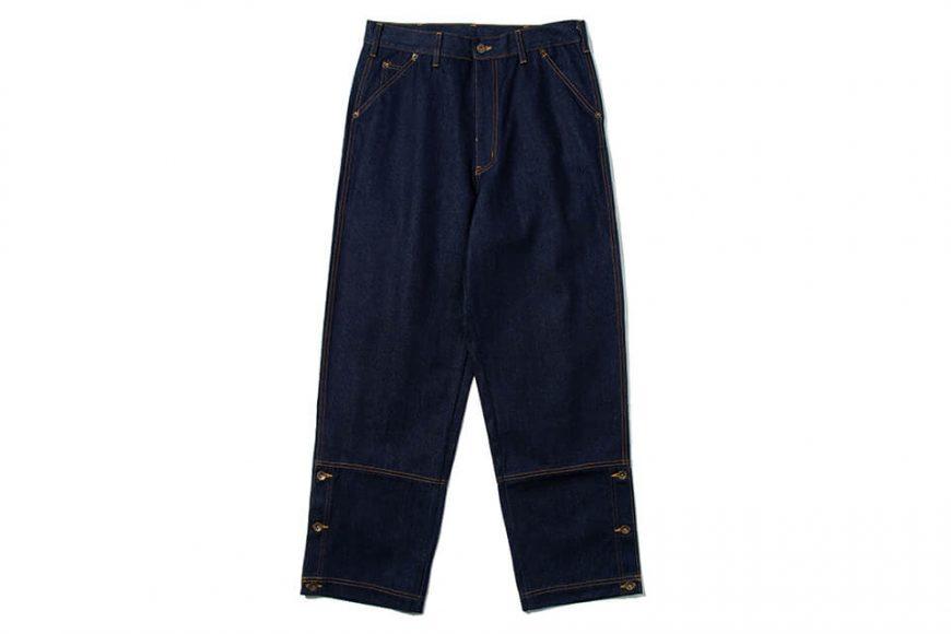 REMIX 21 SS 1941 Denim Pants (23)