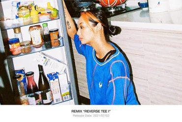 REMIX 21 SS Reverse Tee I (1)