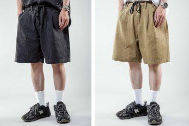 NextMobRiot 21 SS Simplicity Washed Short Pants (0)