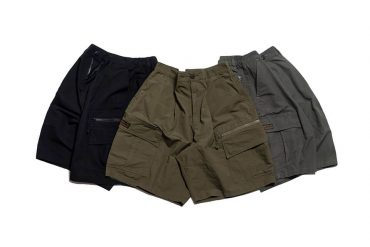 PERSEVERE 21 SS Ripstop Cargo Shorts (11)