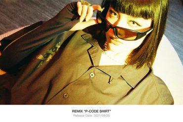 REMIX 21 SS P-Code Shirt (1)