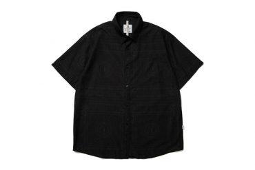 SMG 21 SS O Paisley Pattern Short Sleeve Shirt (4)