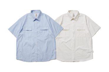 SMG 21 SS Oversize Short Sleeve Shirt (0)