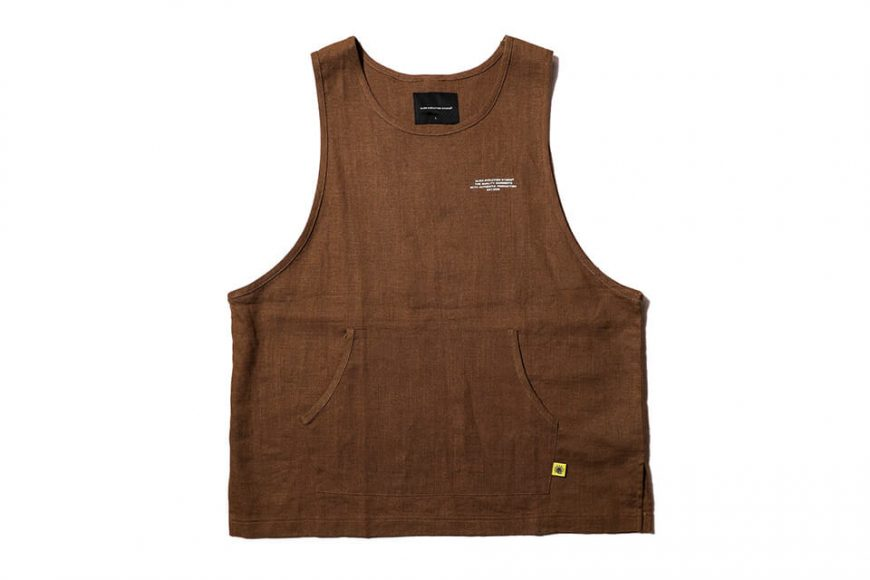 AES 21 SS Linen And Cotton Oversized Vest (3)