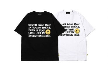 AES 21 SS Never Lose Out Smiley Oversized Tee (2)