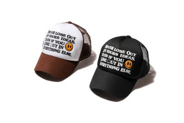 AES 21 SS Never Lose Out Smiley Trucker Hat (3)