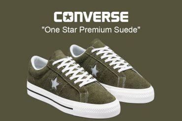 CONVERSE 21 SS 171585C One Star Premium Suede (1)