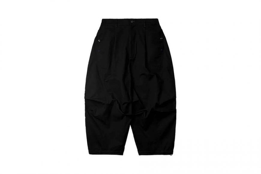MELSIGN 21 SS Baggy 3D Arc-cutting Trousers (10)