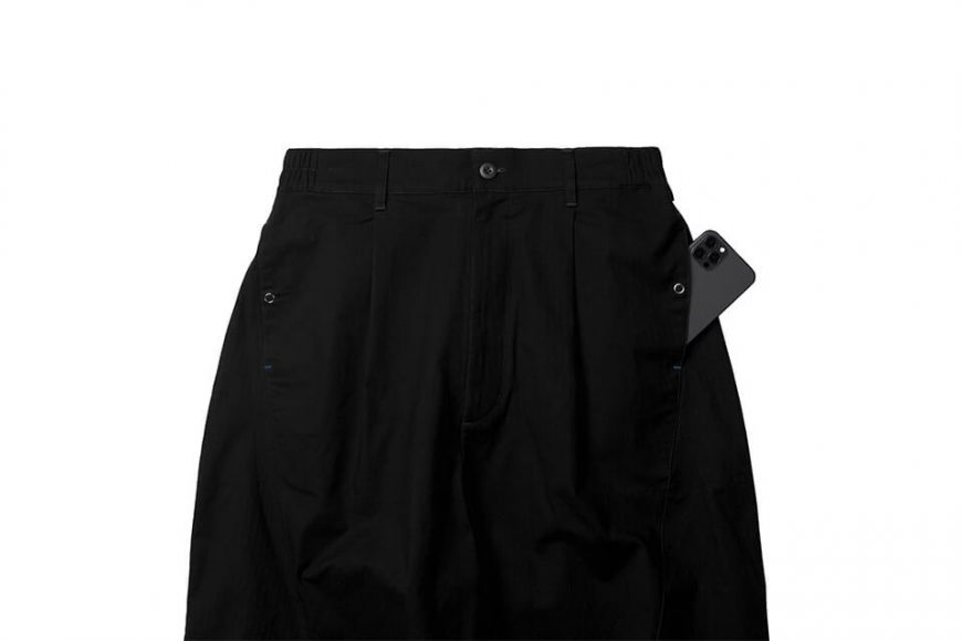 MELSIGN 21 SS Baggy 3D Arc-cutting Trousers (12)