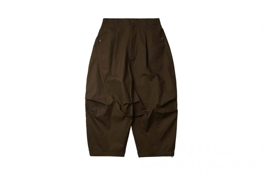 MELSIGN 21 SS Baggy 3D Arc-cutting Trousers (15)