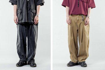 NextMobRiot 21 SS Washed Wide Pants DX (0)