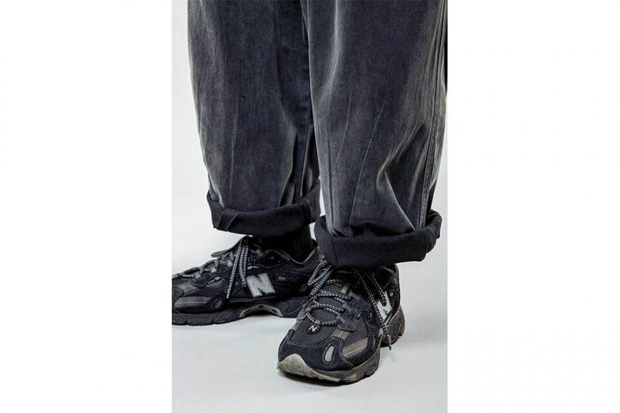 NextMobRiot 21 SS Washed Wide Pants DX (5)