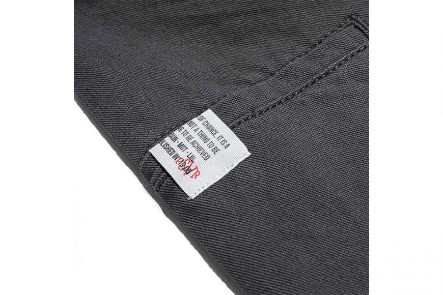 PERSEVERE 21 AW Elasticated Waist Pleated Tapered Pants (18)