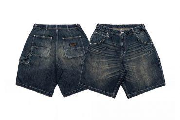PERSEVERE 21 SS Stonewashed Denim Shorts (9)