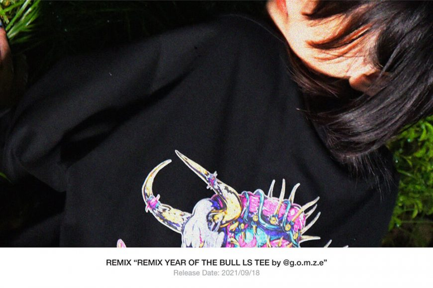 REMIX 21 SS REMIX Year Of The Bull LS Tee by @g.o.m.z (1)