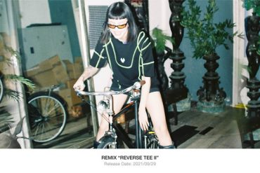 REMIX 21 SS Reverse Tee II (1)