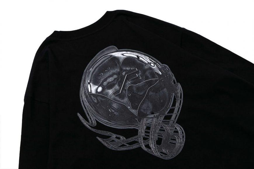 REMIX x Fe3c 21 SS Metal Ball LS Tee (4)