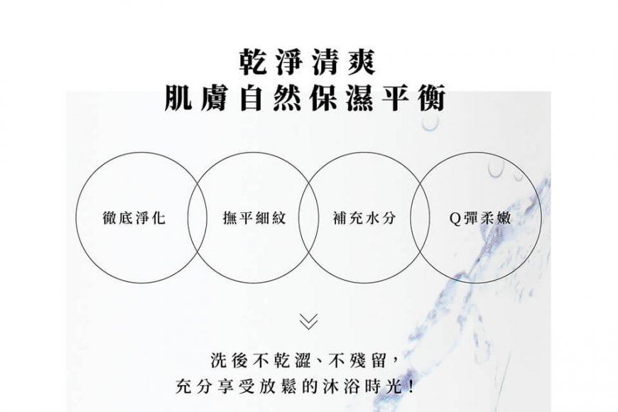 RawShe 曙 胺基酸沐浴乳500ml (5)
