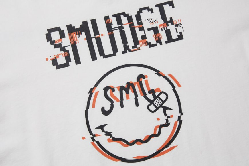 SMG 21 SS Glitch Tee (16)