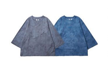 SMG 21 SS Tie Dye Patchwork LS Tee (0)