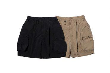 AES 21 SS Nylon Supplex Multi-Pocket Shorts (1)