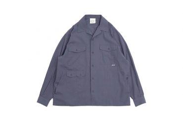 CentralPark.4PM 21 SS Fatigue Shirt (5)