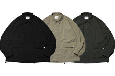 MELSIGN 21 AW Oversized Unwind Shirt (0)