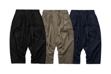 MELSIGN 21 AW Strap Zip Pocket Trouser (0)
