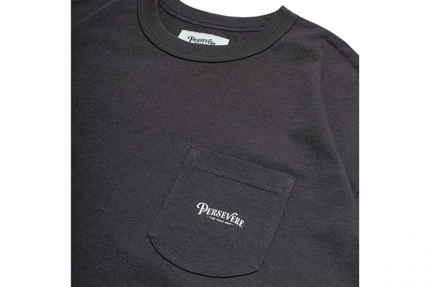 PERSEVERE 21 AW Basic Washed LS Pocket T-Shirt (24)