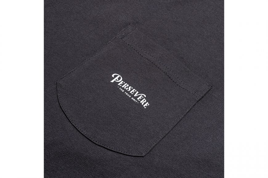 PERSEVERE 21 AW Basic Washed LS Pocket T-Shirt (25)