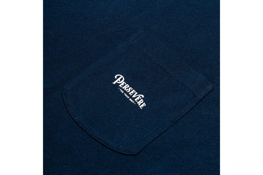 PERSEVERE 21 AW Basic Washed LS Pocket T-Shirt (35)
