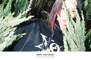 REMIX 21 AW rX93 Hoodie (1)