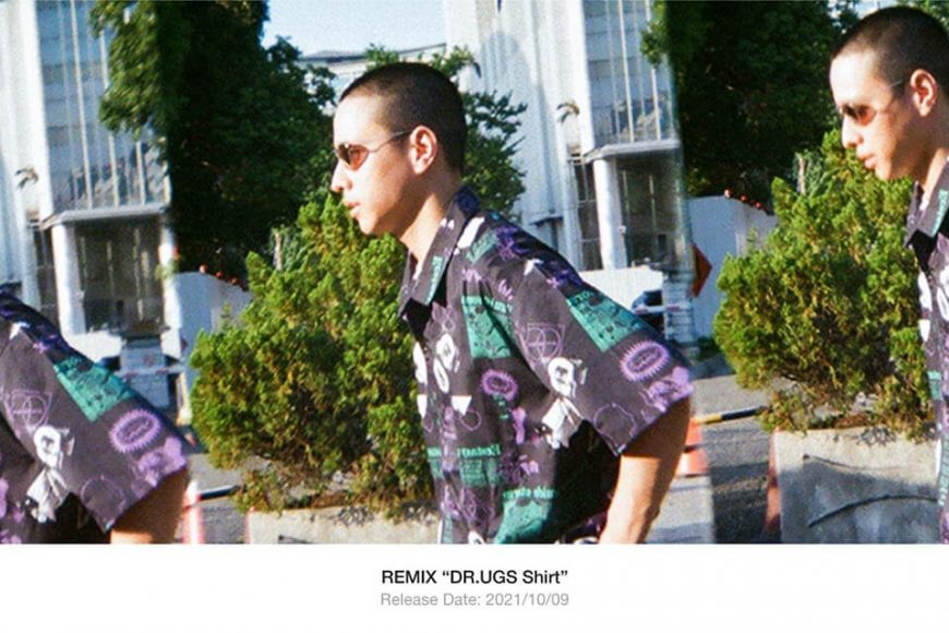 REMIX 21 SS Dr.UGS Shirt (1)