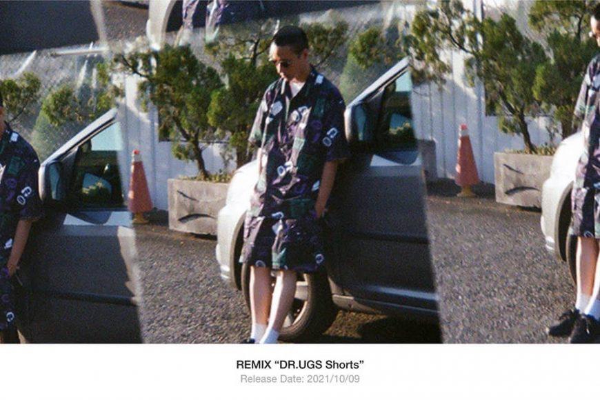 REMIX 21 SS Dr.UGS Shorts (1)