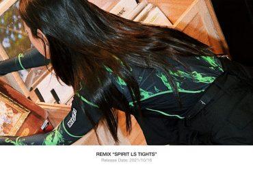 REMIX 21 SS Spirit Tight LS Tee (1)