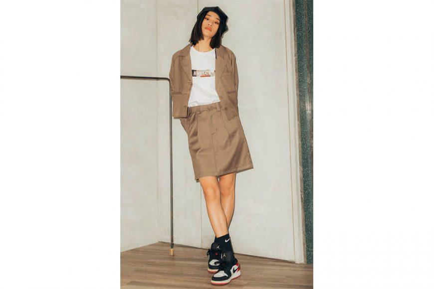 SMG 21 AW Girl Crop Casual Blazer (1)