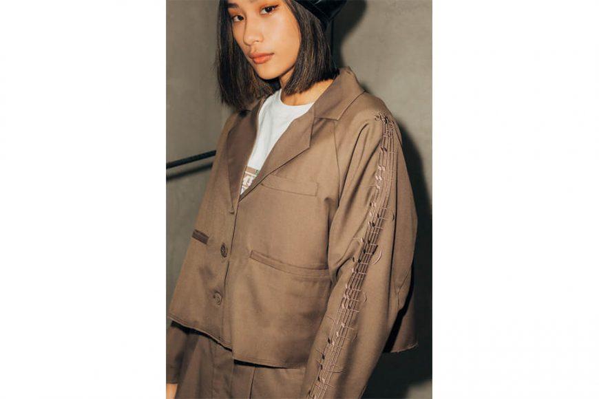SMG 21 AW Girl Crop Casual Blazer (2)