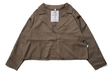 SMG 21 AW Girl Crop Casual Blazer (4)