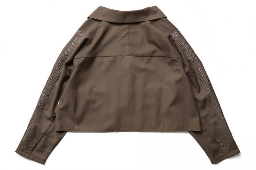 SMG 21 AW Girl Crop Casual Blazer (5)