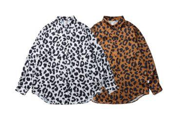 SMG 21 AW Girl Leopard Print LS Shirt (0)
