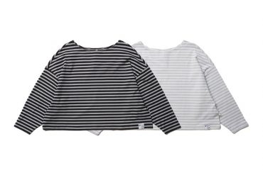 SMG 21 AW Girl Striped LS Tee (0)