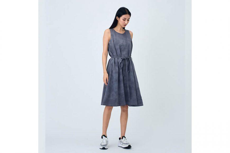SMG 21 AW Girl Tie dye Sleeveless Dress (1)