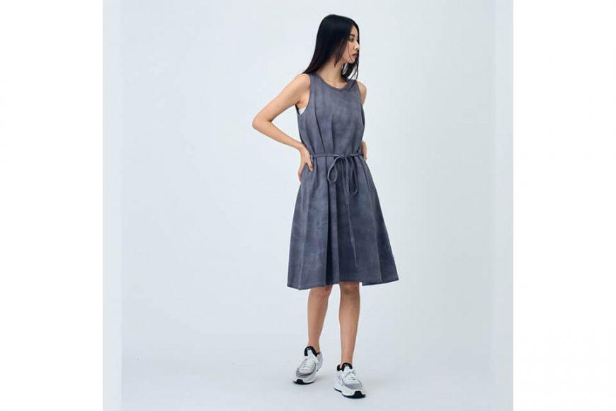 SMG 21 AW Girl Tie dye Sleeveless Dress (2)
