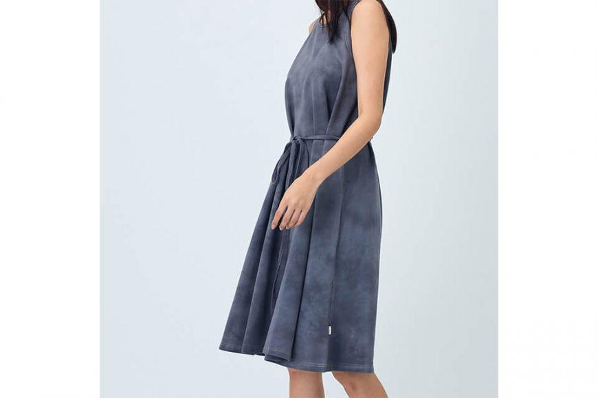 SMG 21 AW Girl Tie dye Sleeveless Dress (3)