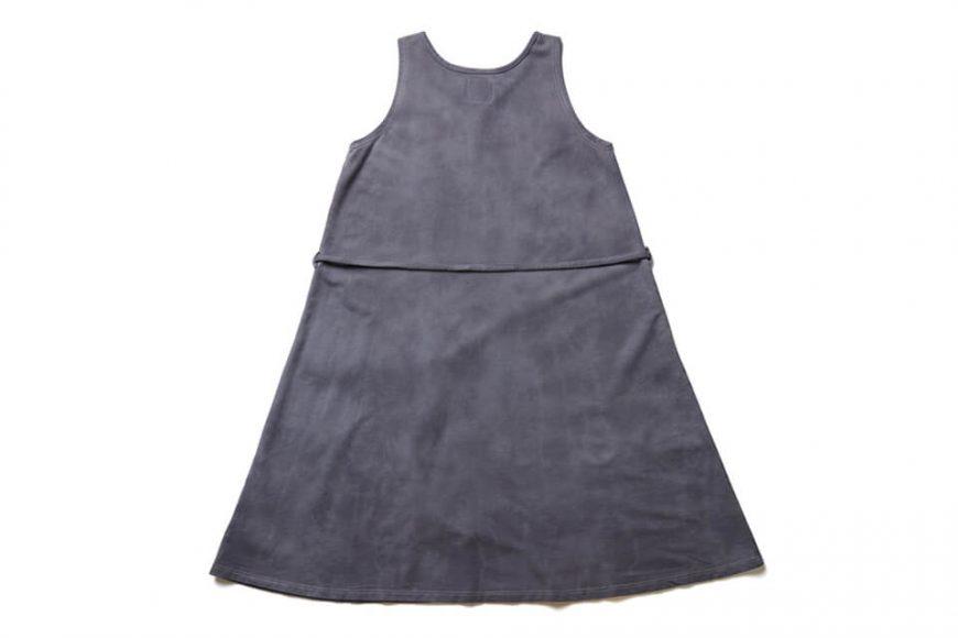 SMG 21 AW Girl Tie dye Sleeveless Dress (5)